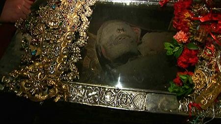 14-Мощи святителя Спиридона Тримифунтского