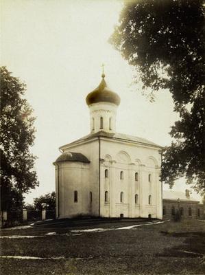 8. Спасо-Преображенский храм. Фото 1896 года