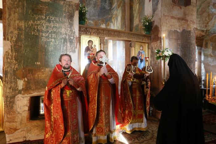 2-я Божественная литургия