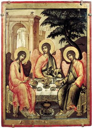 8-Пресвятая Троица