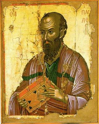 3-Святой первоверховный апостол Павел