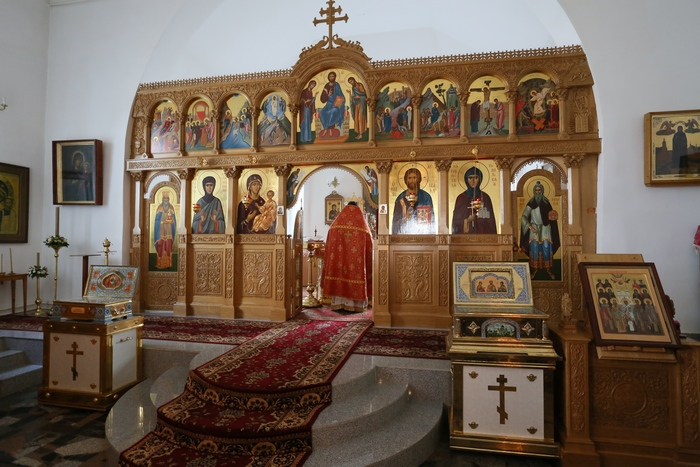 3-я Божественная литургия
